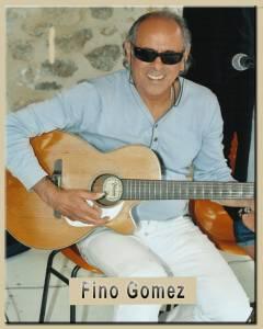 Fino Gomez (guitare Takamine nylon)