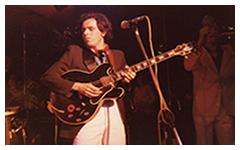 Fino Gomez (Gibson 335 stereo de 1958)
